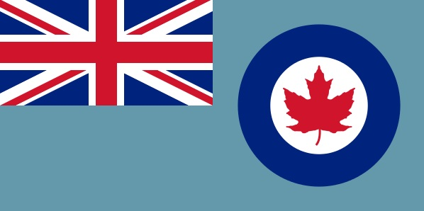 RCAF Ensign, version 1940-1965