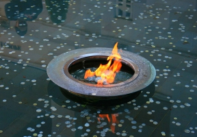 Eternal Flame, Canberra