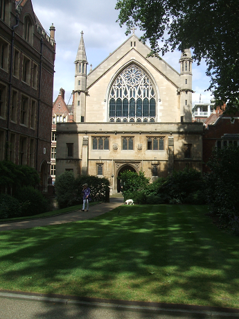 Chapel of Lincoln's Inn