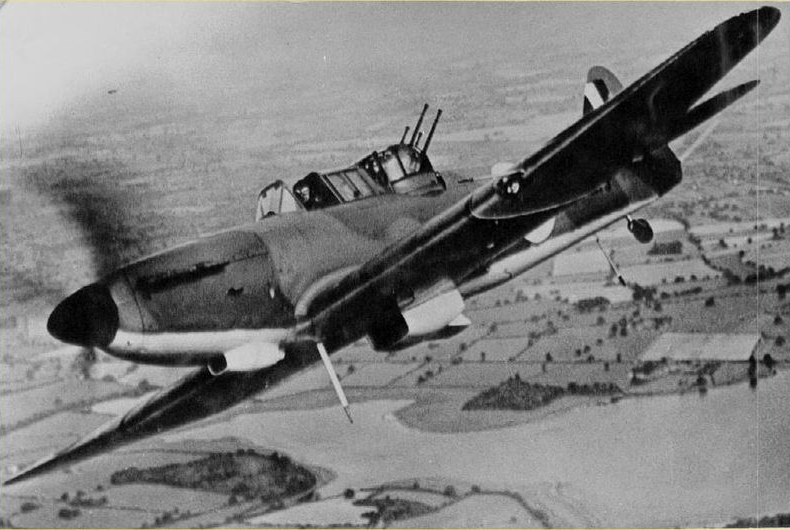 Defiant Mk.I photo