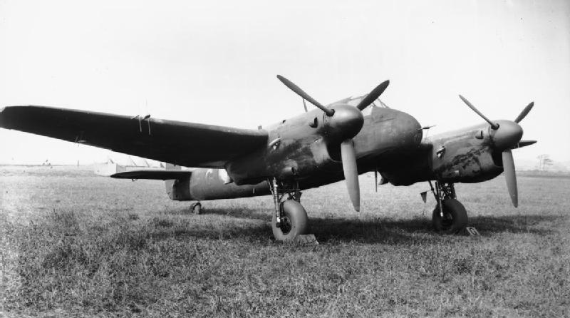 Beaufighter Mk.II photo